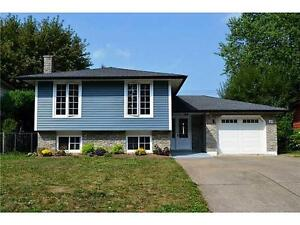 WELLAND -  BEAUTIFUL  3 BR HOME   FOR RENT
