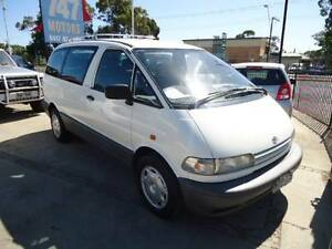 1996 Toyota Tarago Wagon ONLY 164,000 kms Ascot Park Marion Area Preview