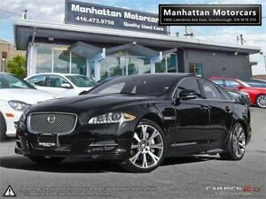 2015 JAGUAR XJ AWD PREMIUM LUXURY |NAV|CAMERA|B.SPOT|PANO|29000K