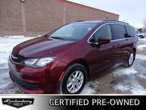 2017 Chrysler Pacifica LX Accident Free,  Bluetooth,  A/C,