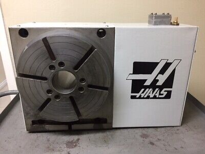 Haas Hrt-310 Brushless Sigma 1 Rotary Table Indexer Warranty Fully Serviced