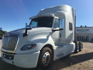 2018 International LT625 6X4, Used Sleeper Tractor
