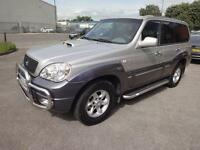 LHD 2005 Hyundai Terracan 2.9 CRDi Auto 5 Door SPANISH REGISTERED