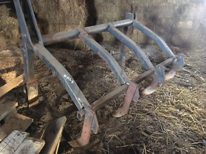 hay bale  grapple