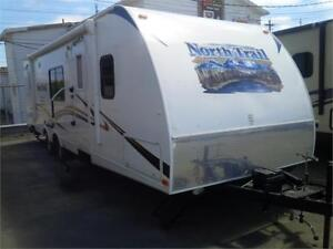 2013 HEARTLAND NORTH TRAIL 28RBS (JUST REDUCED / FREE STORAGE)