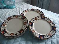 Vintage Royal Albert Bone China Plates