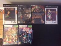 Xbox 360 and PC games collection £5