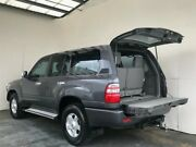 2002 Toyota Landcruiser UZJ100R GXL Grey 5 Speed Automatic Wagon Mount Gambier Grant Area Preview