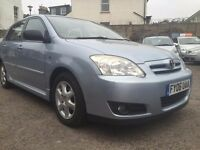 Toyota Corolla 1.4 VVT-i Colour Collection 5dr low mileage