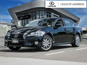 2014 Lexus GS 350 AWD, Technology, No Accidents