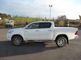 New/Unused Toyota Hilux Crew Cab Pick Up