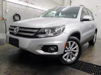 2012 Volkswagen Tiguan HIGHLINE CUIR TOIT PANOR, MAGS 44,000KM