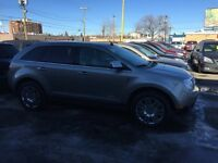 2008 Lincoln MKX Base 4dr All-wheel Drive