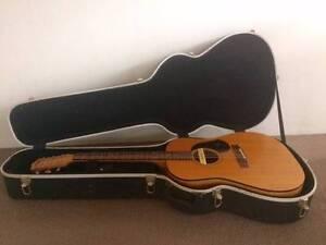 Maton Guitar (M225) Natural Series Randwick Eastern Suburbs Preview
