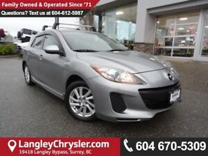 2012 Mazda Mazda3 GS *LOCALLY OWNED*DEALER INSPECTED*
