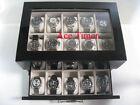 Invicta Wooden Watch Storage Cases
