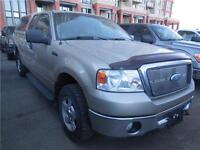 2008 FORD F-150 XLT EXT 4X4 140,000KMS