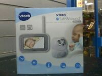 VTECH SAFE AND SOUND BABY MONITER