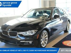 2017 BMW 3 Series ALL WHEEL DRIVE LEATHER LOADED