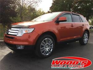 2008 FORD EDGE LIMITED AWD **SOLD**