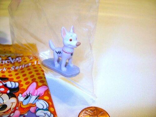 2010 Disney Collector Packs Park Series 11 Bolt the Dog Disneykins Figure PVC