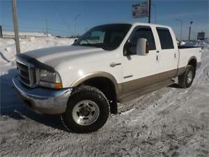 2004 Ford Super Duty F-250 King Ranch Toit Ouv.
