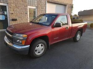 2005 Chevrolet Colorado Reg.Cab Automatic A/C Certified