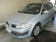 2003 Renault Megane II X84 Authentique 4 Speed Sports Automatic Hatchback Tottenham Maribyrnong Area Preview