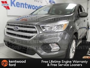 2017 Ford Escape SE 4WD ecoboost with keyless entry, heated fron