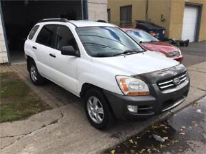 2008 KIA SPORTAGE*** 4 CYLINDRES+AUTOMATIQUE+MAGS+3400$***