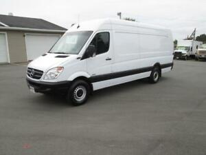 2013 Mercedes-Benz Sprinter 2500