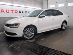 2012 Volkswagen Jetta 2.0 TDI Highline CUIR TOIT OUVRANT MAGS