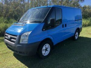 2010 Ford Transit VM 140 T330 Blue 6 Speed 6 Speed Manual Van Ballina Ballina Area Preview