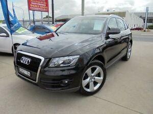2010 Audi Q5 8R MY10 TDI Black 7 Sports Automatic Dual Clutch Wagon Holroyd Parramatta Area Preview