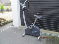 Exercise Bike - York Cardiofit 360HRC model
