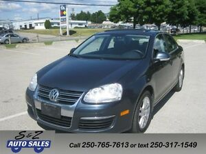 2007 Volkswagen Jetta LOCAL ONE OWNER-LOW KM!