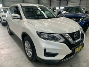 2017 Nissan X-Trail T32 Series II ST X-tronic 2WD Ivory Pearl 7 Speed Constant Variable Wagon Boolaroo Lake Macquarie Area Preview