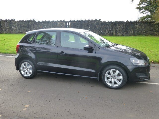 2011 VW POLO 1.2 SE 5 DR ONLY 62000 MILES F.S.H FINANCE AVALIABLE