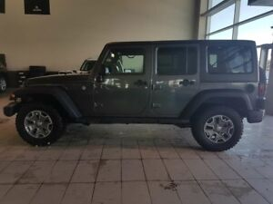 2016 Jeep Wrangler Unlimited Rubicon 4WD Leather Seats