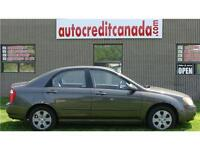 2005 Kia Spectra LX- in house leasing - low monthly payments
