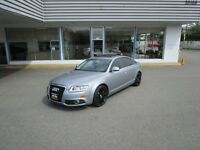 2011 Audi A6 QUATTRO 3.0 T, LEATHER, SUNROOF, NAVIGATION