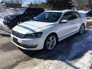 2012 Volkswagen Passat TDI, Safety & ETEST for ON or QC INCL.