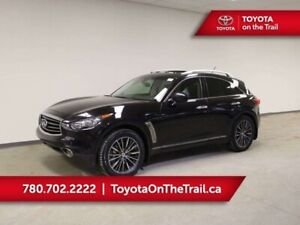 2012 Infiniti FX50 FX50S; 390HP!! PANORAMIC SUNROOF, NAV, AWD, W