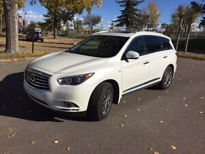 2015 Infiniti QX60 Technology, Deluxe Touring, Premium Packages