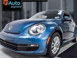 2016 Volkswagen THE BEETLE 1.8 TSI Trendline. It's a beetle! wit