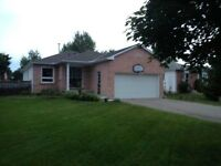 3 bedroom home rent. Angus / Borden. Newly renovated.