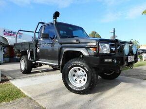 2012 Toyota Landcruiser Grey Manual Noosaville Noosa Area Preview