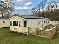 Delta Phoenix Static 3 Bed Caravan For Sale, Nr Rock, Padstow, North Cornwall