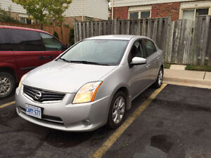 2012 Nissan Sentra 2.0 (CVT) ETESTED AND SAFETY Sedan