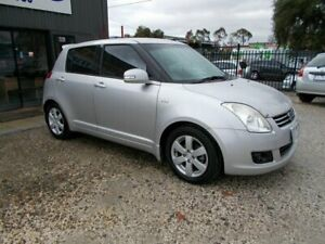 2009 Suzuki Swift RS415 S Silver 5 Speed Manual Hatchback Bayswater North Maroondah Area Preview